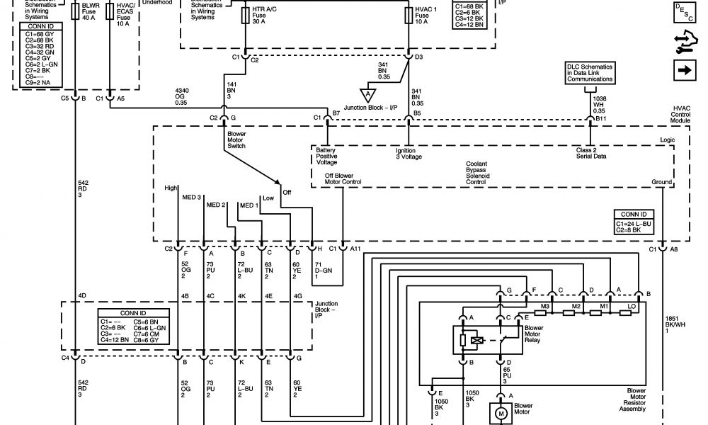 Alternator Wiring Diagram B  D  W   88 Ford Alternator