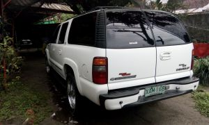 Tsikot isuzu Awesome Chevrolet Suburban 2001 Car for Sale Metro Manila