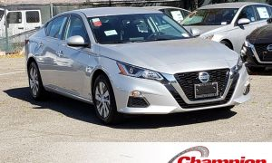 Ej Holden Sedan Fresh New 2020 Nissan Altima 2 5 S Fwd 4dr Car