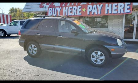 2005 Hyundai Accent Gls Best Of Buy Here Pay Here 2005 Hyundai Santa Fe 4dr Gls 4wd 3 5l