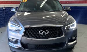 Acura Mdx Vs Infiniti Jx35 Lovely 2016 Used Infiniti Qx60 Awd 4dr at Baja Auto Sales East