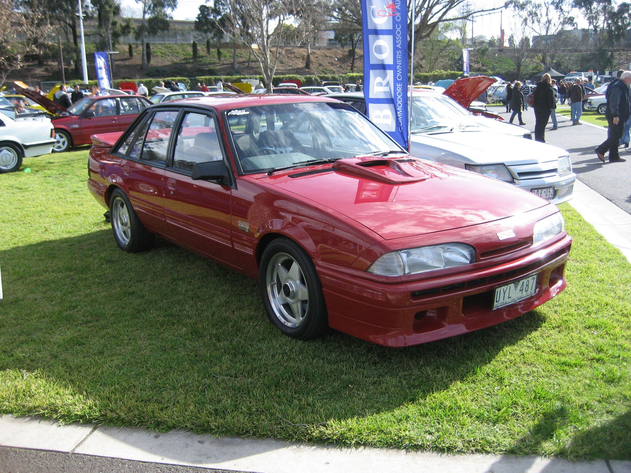 1986 holden modore vl ss group a flickr photo sharing
