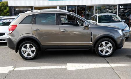 Holden Captiva Luxury 2008 Holden Captiva Maxx Cg Auto Awd My08 Oag Ad