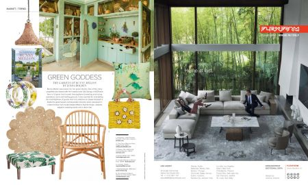 """Holden Homes Unique Trend"""" From Luxe National Sept Oct 2018 Read It On the"""