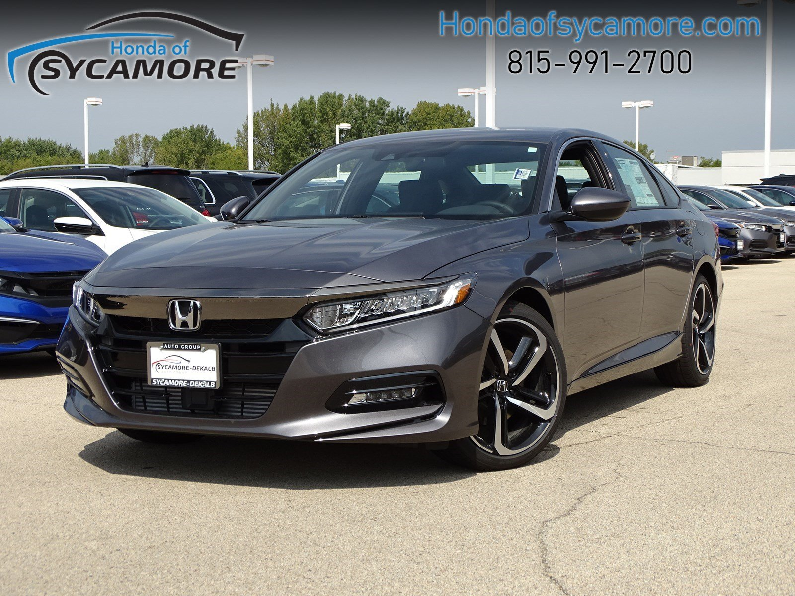Honda Accord Carplay Beautiful New 2019 Honda Accord Sedan Sport 1 5t Fwd 4dr Car