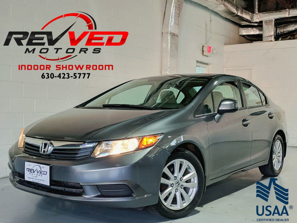 Honda Dealers In Illinois Fresh 2012 Used Honda Civic Sedan 4dr Automatic Ex at Revved Motors Serving Addison Il Iid