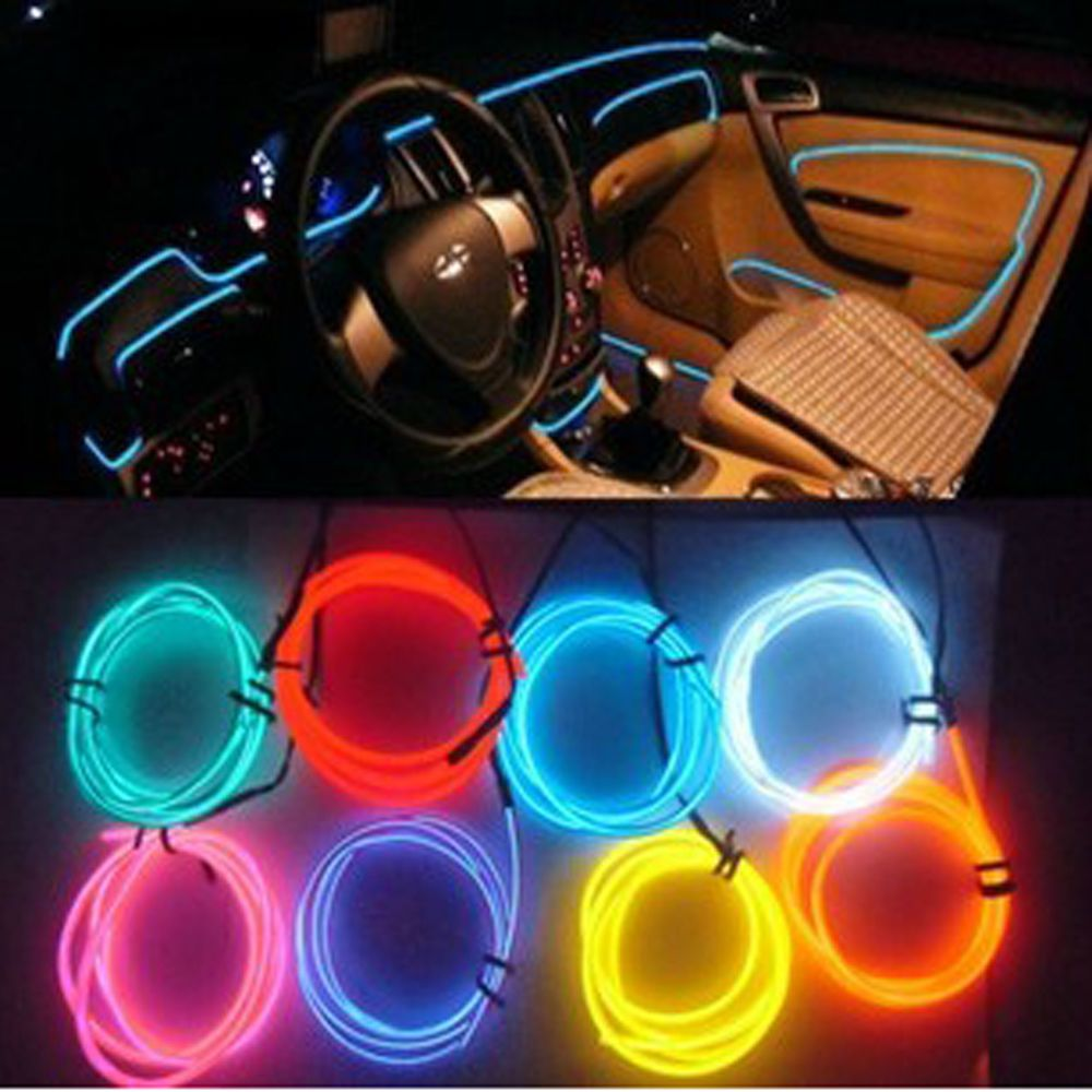 Hummer Dealership Dallas Best Of Car Interior Decor 12v Red Led Lamp Wire Luminescent Tube