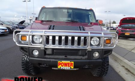 Hummer H3 Luxury Package Fresh Pre Owned 2004 Hummer H2 4dr Wgn 4wd