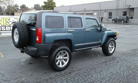 Hummer H3 New Price Inspirational Pre Owned 2006 Hummer H3 C 4wd