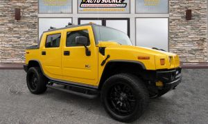Hummer Truck H3t Unique Used 2005 Hummer H2 Sut for Sale at Your Auto source