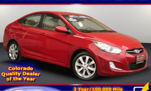 Hyundai Dealers Boston Luxury Used 2012 Hyundai Accent 4dr Sdn Auto Gls for Sale In Parker