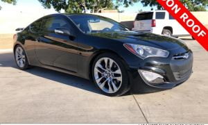 Hyundai Genesis Coupe Tuned Inspirational Pre Owned 2016 Hyundai Genesis Coupe 3 8 Ultimate