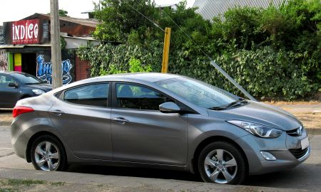 Price On Hyundai Elantra New File Hyundai Elantra 1 8 Gls 2012