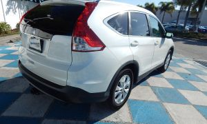 Used Honda Crv Tampa New Pre Owned 2013 Honda Cr V Ex L