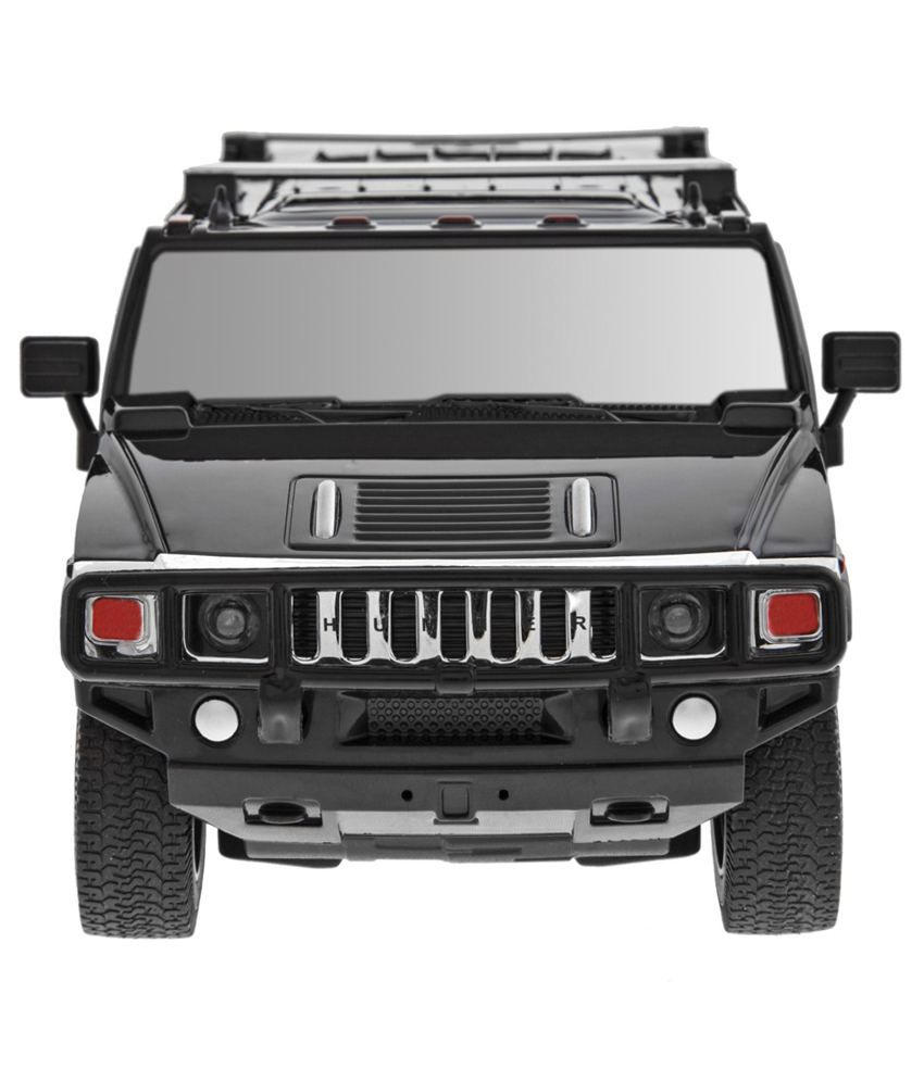 Wedding Hummers Best Of Fantasy India Black Remote Controlled Hummer H2 Suv toy Car