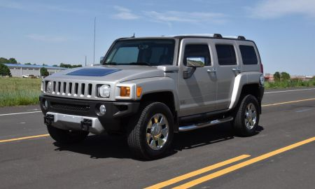 Who Makes Hummer H3 Elegant 2008 Hummer H3 Luxury