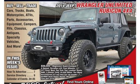1992 Jeep Wrangler Best Of 03 14 19 Auto Connection Magazine by Auto Locator and Auto