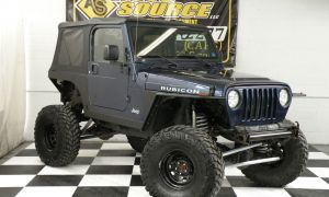 2004 Jeep Wrangler Luxury 2004 Jeep Wrangler Rubicon