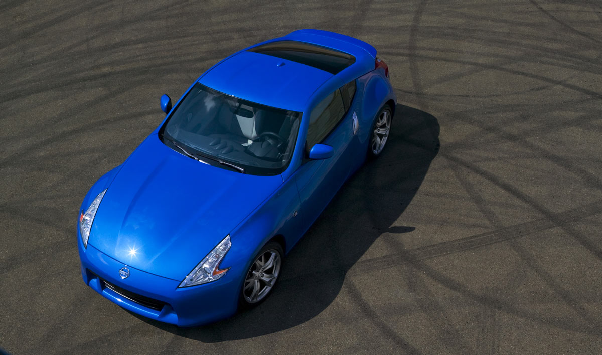 2013 Nissan z coupe 22