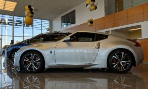 2014 Nissan 370z Nismo Interior Best Of Certified Pre Owned 2020 Nissan 370z Coupe Sport touring with Navigation