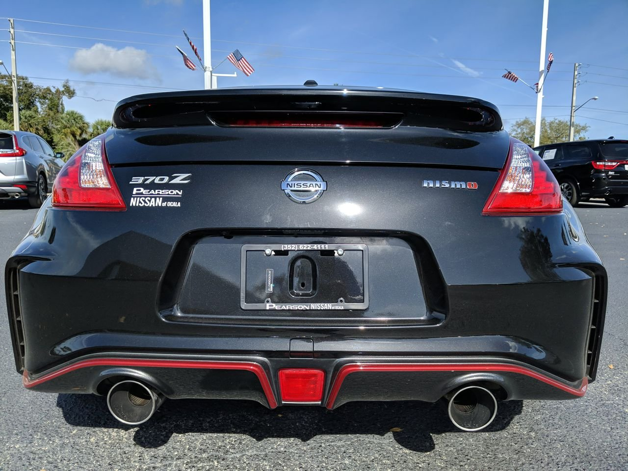 370z Nismo Black Beautiful Certified Pre Owned 2019 Nissan 370z Coupe Nismo with Navigation