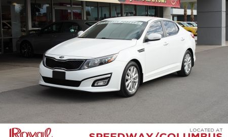 Columbus Kia Dealers Elegant Pre Owned 2015 Kia Optima Lx Fwd Sedan