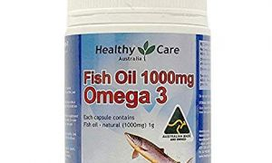 Fish Low In Mercury High In Omega 3 Elegant Healthy Care Fish Oil 1000mg Omega 3 400 Capsules