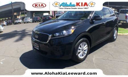 Green Kia sorento Awesome New 2019 Kia sorento Lx