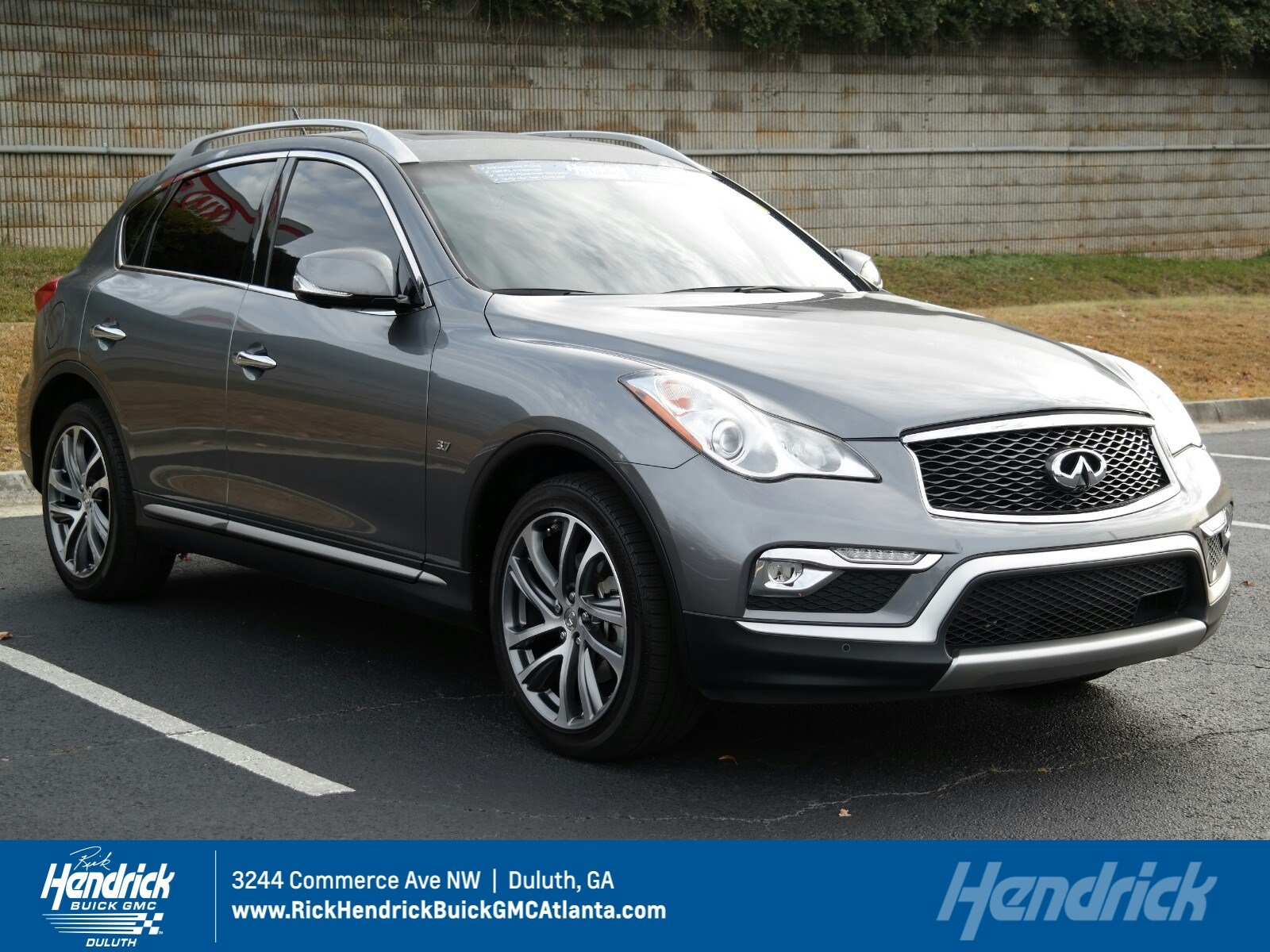 Infiniti G25 Tires Fresh Pre Owned 2017 Infiniti Qx50 Qx50 with Navigation