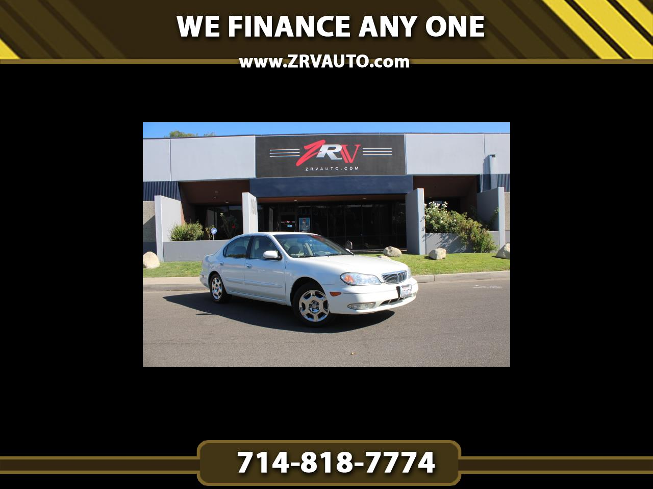 Infiniti I30 2001 Best Of Used 2001 Infiniti I30 4dr Sdn Luxury for Sale In Brea Ca