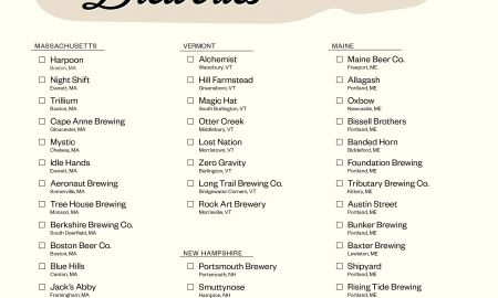 Infiniti In Ct New the 50 New England Breweries to Visit This Summer