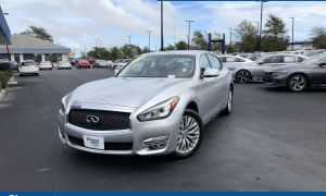 Infiniti Of south atlanta Best Of Pre Owned 2015 Infiniti Q70l 4dr Sdn V6 Awd