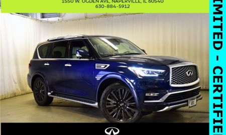 Infinity Insurance towing Service Luxury Certified Pre Owned 2019 Infiniti Qx80 Limited