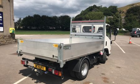 Isuzu 7 Seater Awesome 2018 isuzu Trucks Grafter N35 125t £17 995