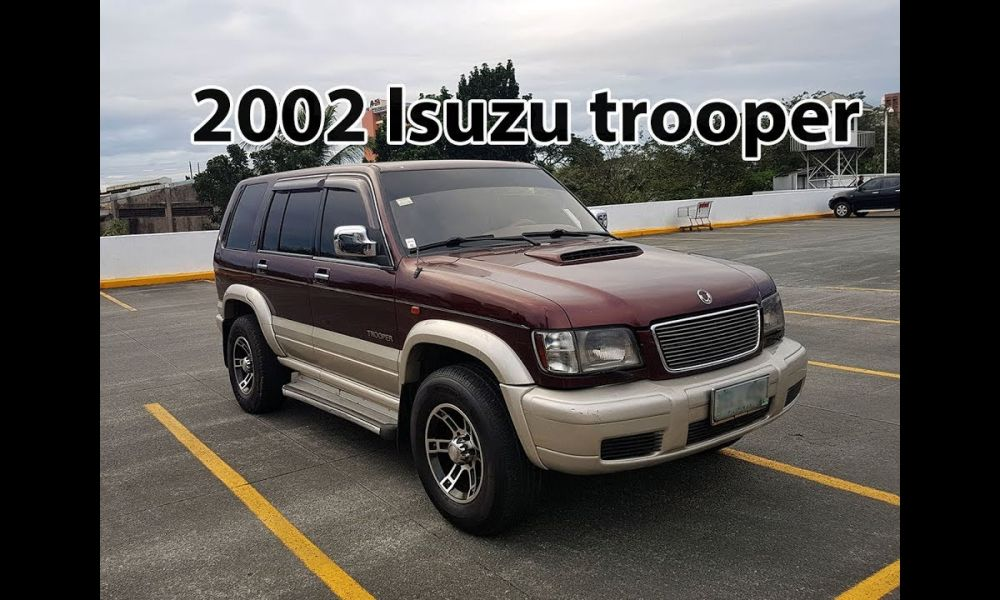 "Isuzu Philipines New 2002 isuzu Trooper ""arnold"" 3 0 Sel Full Vehicle tour Review for Sale"