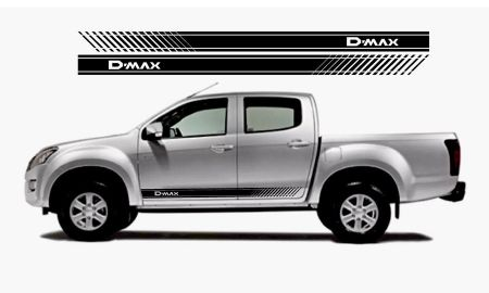 Isuzu Service Center Beautiful 2019 Gra Nt Side Stripe Graphic Vinyl Sticker for isuzu Dmax Beast Pickup From Letong168 $18 1