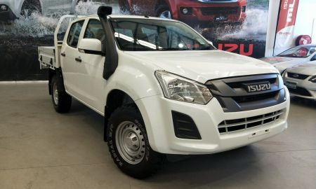 Isuzu Trucks 4x4 Beautiful 2019 isuzu D Max Sx My19 4x4 Dual Range Splash White for