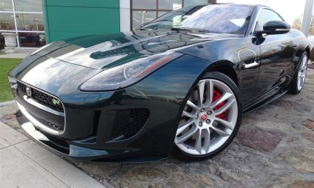 Jaguar F Type Coupe Specs Lovely Certified Pre Owned 2017 Jaguar F Type R Awd