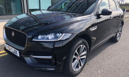 Jaguar Roadside assistance Beautiful Used Jaguar F Pace Suv 2 0d R Sport Auto Awd S S 5dr In