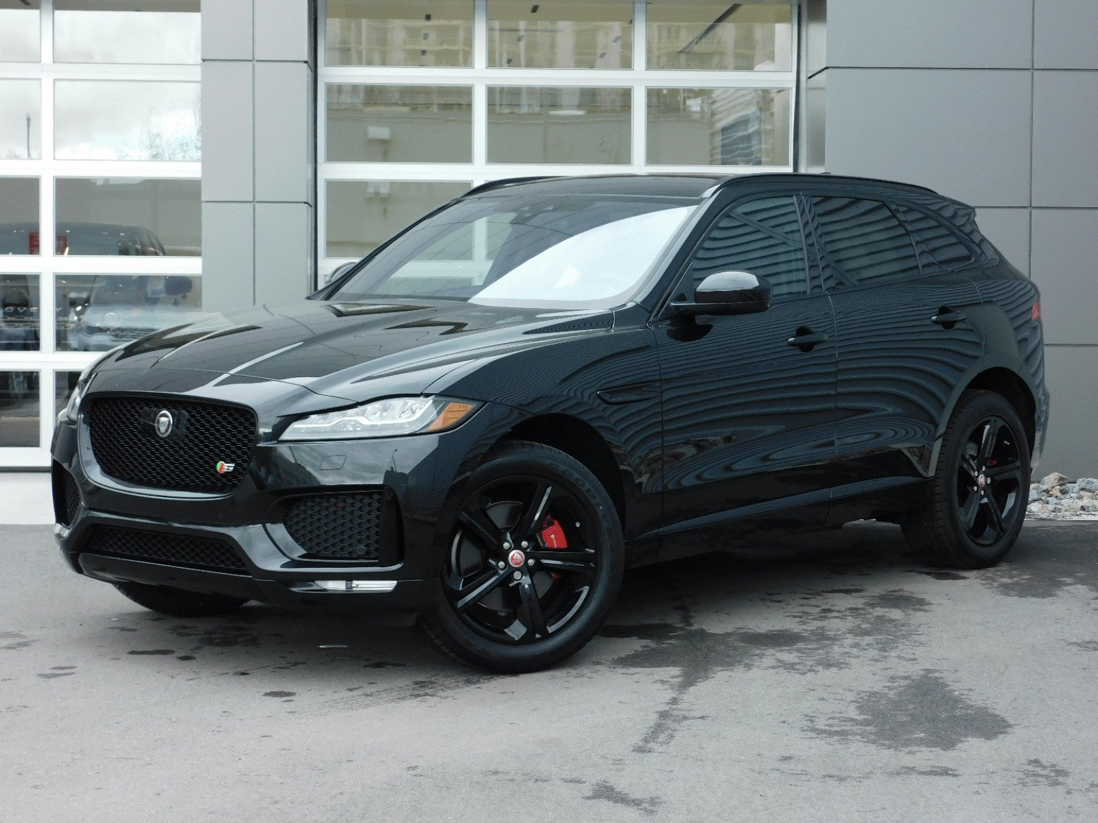 Jaguar S Type New Price Beautiful New 2019 Jaguar F Pace S with Navigation & Awd