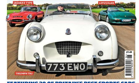 Jaguar Xk150 Restoration Elegant Calaméo Ccw Bookazine British Sports Cars