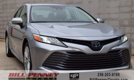 Jeep Dealership Huntsville Al New New 2020 toyota Camry Hybrid Xle 4dr Car