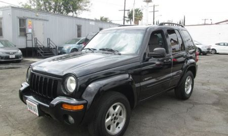 Jeep Liberty Lifted Luxury 2004 Jeep Liberty for Sale by Owner In Citrus Heights
