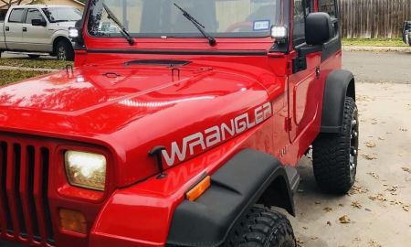 Jeep Wrangler Yj Unique Image May Contain Outdoor