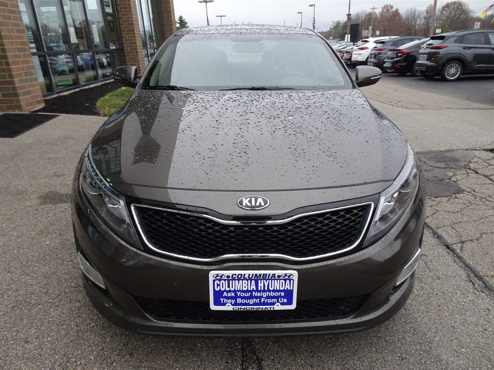 Kia Dealers Cincinnati New Used 2014 Kia Optima Ex