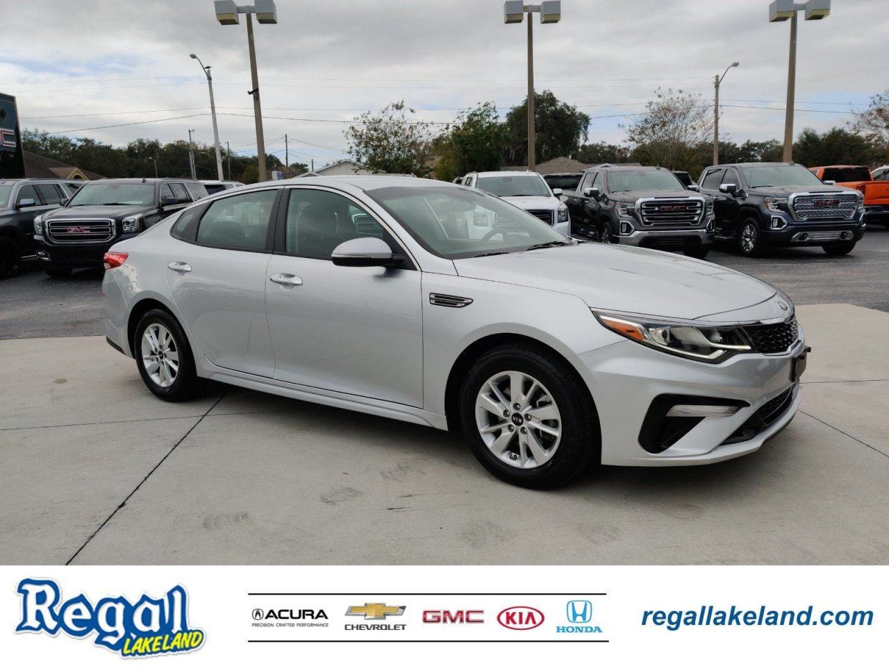 Kia Optima Sxl Price New 2019 Kia Optima Lx 5xxgt4l37kg