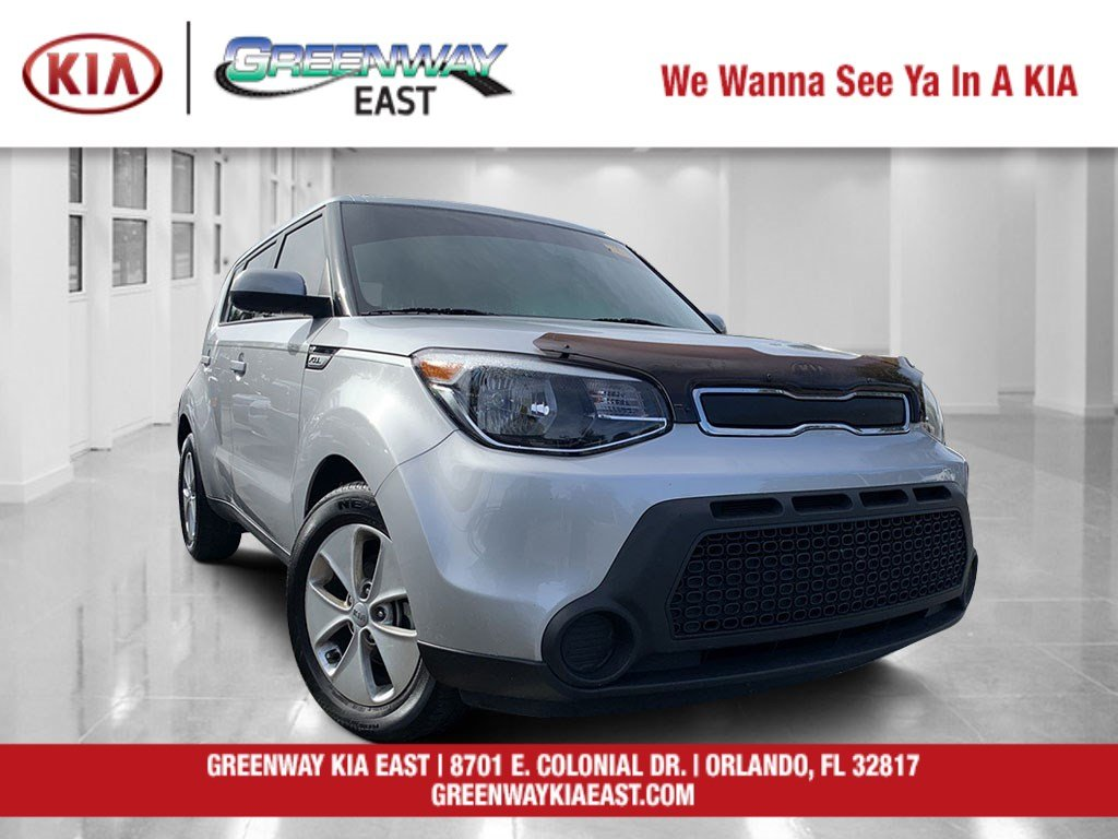 Kia soul 2015 Features Lovely Certified Pre Owned 2015 Kia soul Base