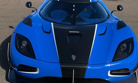 Koenigsegg Agera R One 1 Best Of Two tone Blue Koenigsegg Agera Rsn is A E F Beauty
