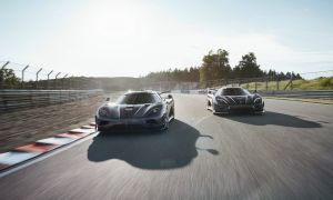 Koenigsegg Agera R Vs Pagani Huayra Inspirational Koenigsegg Says Good bye to the Agera with Final Editions