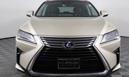 Lexus Hybrid Certified Pre Owned Luxury Certified Pre Owned 2016 Lexus Rx 450h 450h with Navigation & Awd